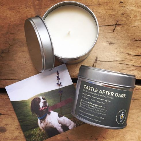 The Bearded Candle Makers - Hillsborough Castle After Dark Candle Hand-Poured Soy Candle